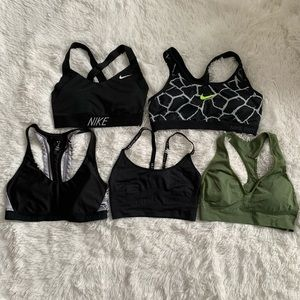 Nike & Under Armour Lot of Workout Wear